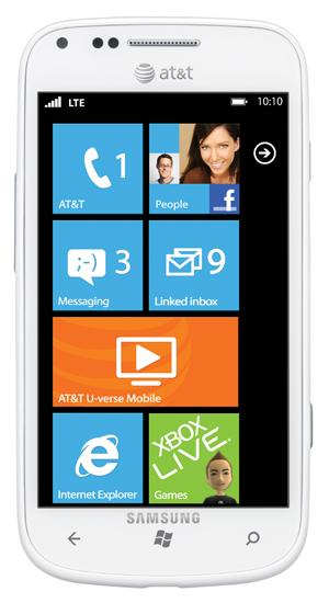 Samsung Focus 2 AT&T