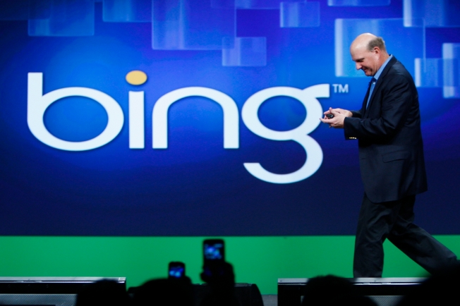 Windows Phone Users Bing Google