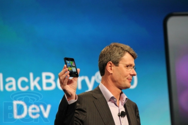BlackBerry 10 and RIM are DOA