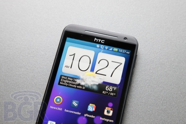 HTC Custom Android