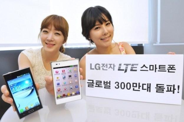 LG Quad-Core Smartphone