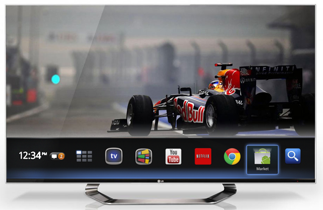 LG to launch Google TV device in late May