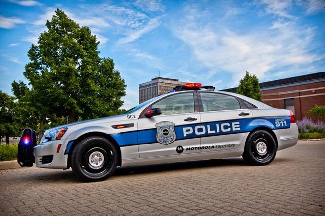Motorola Police Car Details