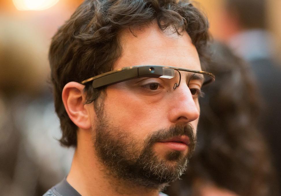 Google Founder Brin
