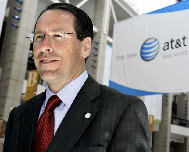 AT&T CEO Stephenson T-Mobile
