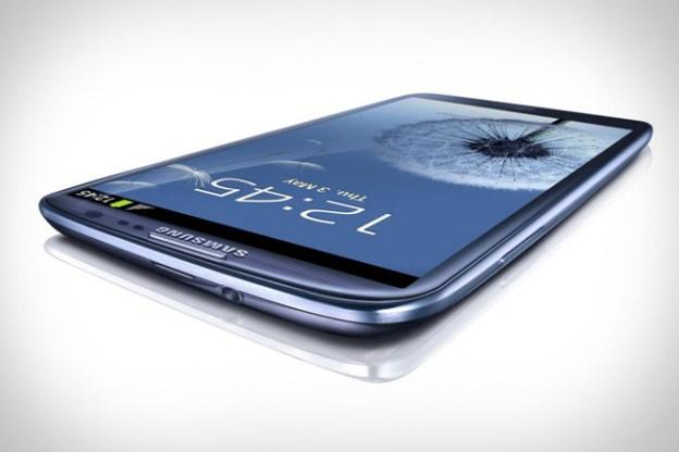 Samsung Smartphone Market Share Q2 2012