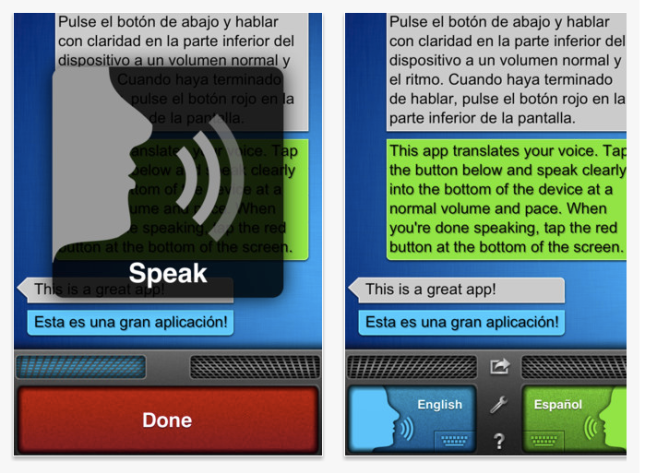 iPhone app helps travels speak a foreign language