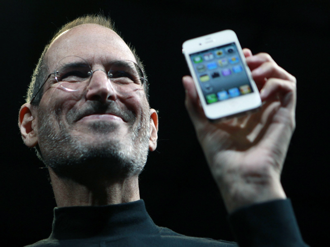Steve Jobs Apple Patents