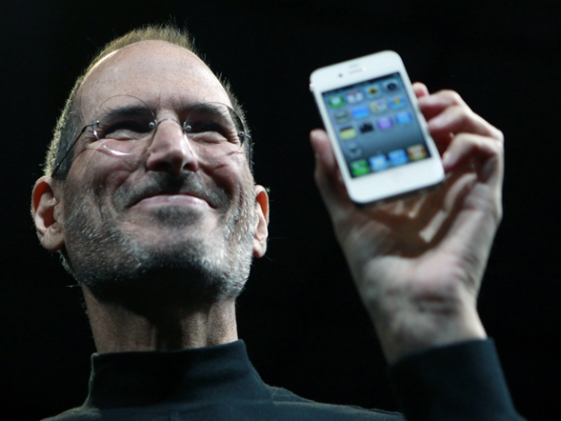 iPhone 5 Final Steve Jobs
