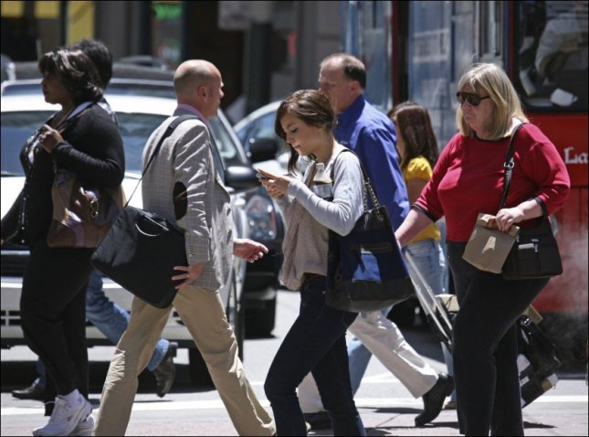 Texting While Walking Banned NJ Town