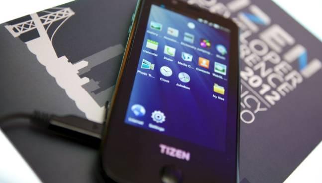 Samsung Tizen Phone Launch