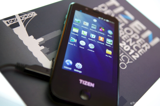 Samsung Tizen Phone Delay
