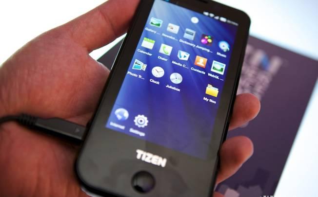 Samsung Tizen Mozilla Firefox OS