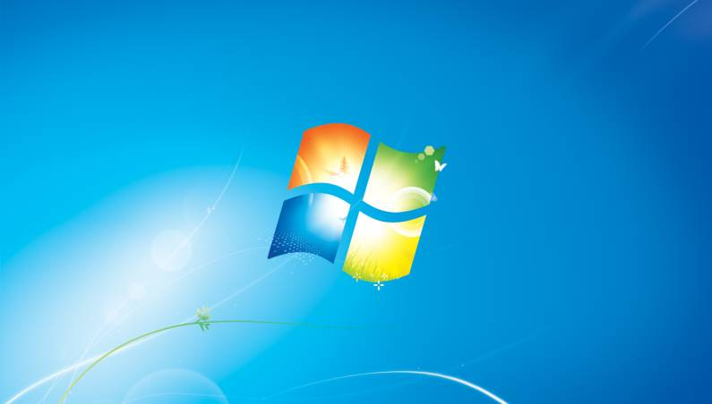 Windows 7 Vs. Windows 8 Market Share