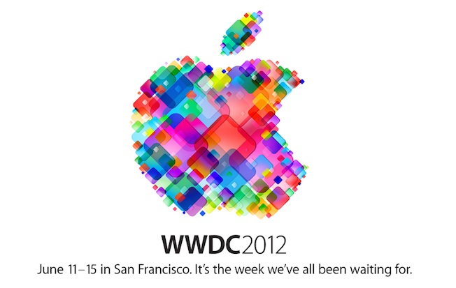 Apple WWDC 2012 Keynote