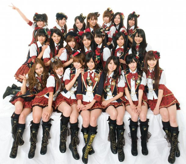 Android malware attacks AKB48 fans
