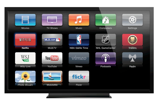 Apple HDTV Rumor
