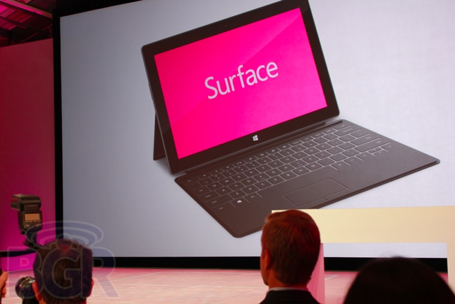 Microsoft Surface Tablets Survey