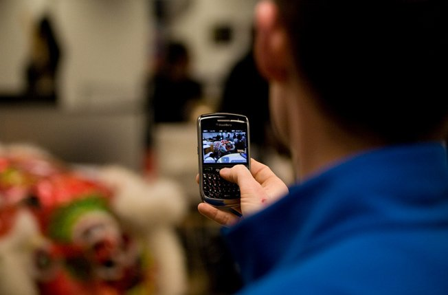 BlackBerry Customer Loss