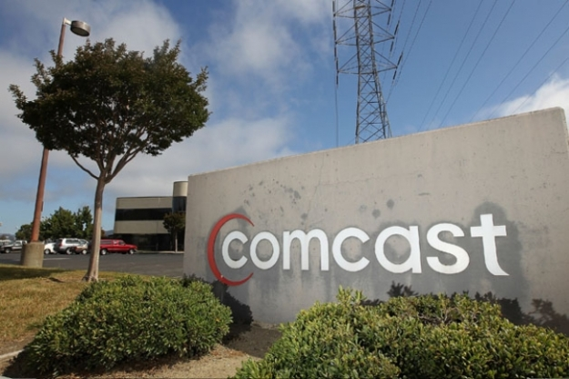 Comcast Fine FCC
