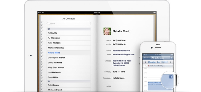 iOS 6 Facebook Integration