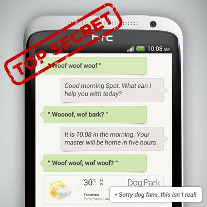 HTC Siri Voice Assistant Teaser