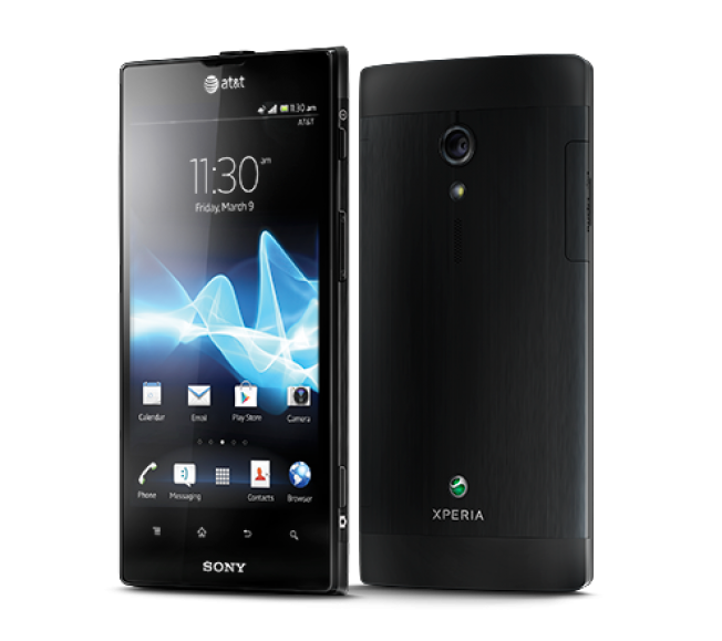 Sony Xperia Ion Release Date June 24 AT&T