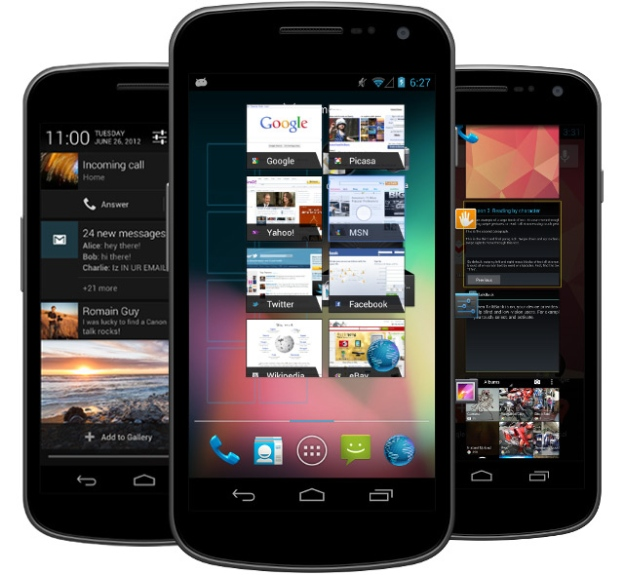 Android 4.1 Jelly Bean Download