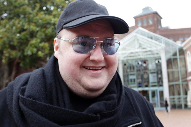 Megaupload Piracy Case Kim Dotcom