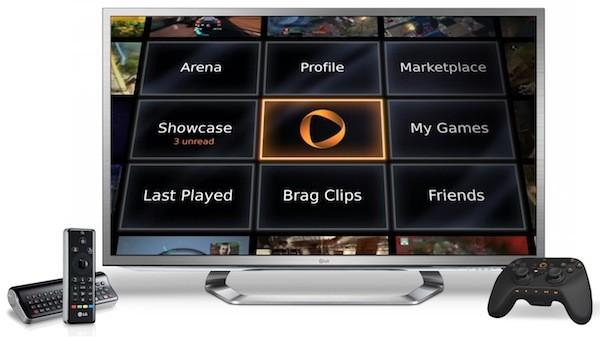 OnLive LG Google TV