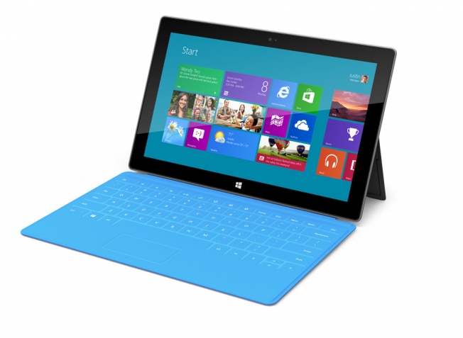 Microsoft Windows RT Tablet Dell