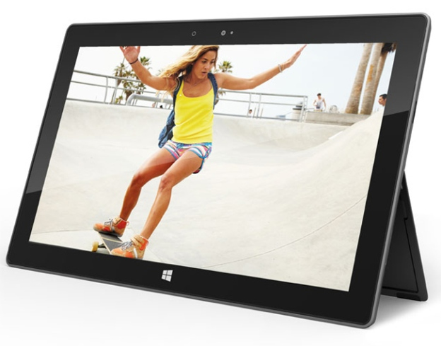 Microsoft Surface Tablet Shipments Projection