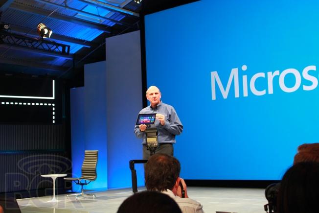 Ballmer Interview Microsoft Hardware