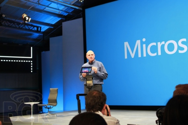 Microsoft Surface Launch Date