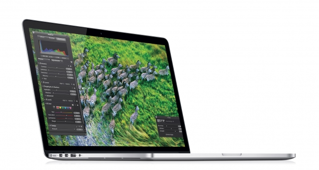 Apple New MacBook Pro announced