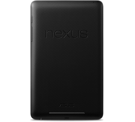 Nexus 7 iPad Competition