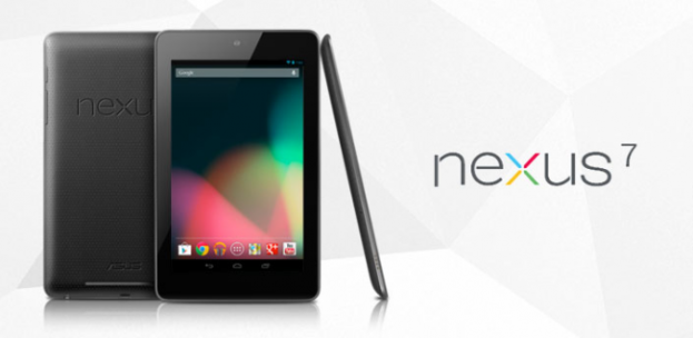Google Nexus 7 Teardown