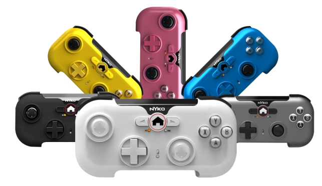 Nyko PlayPad Gaming Controllers