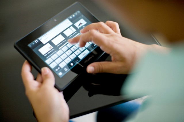 Blackberry PlayBook OS 2.1 Beta