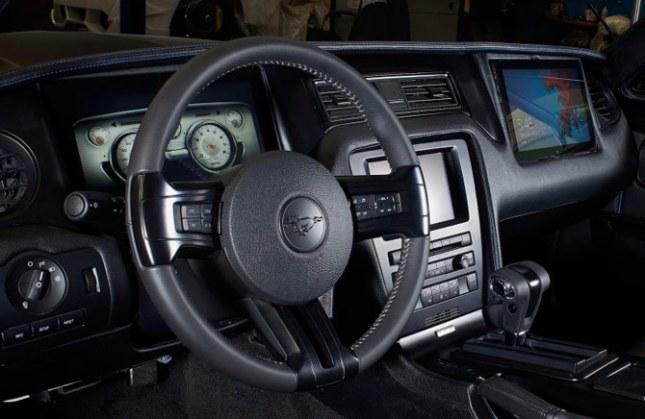 Microsoft Windows 8 Kinect Car integration