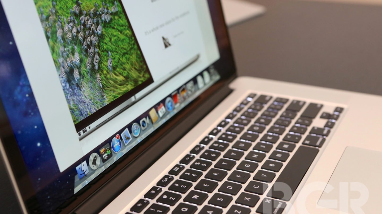 New iMac MacBook Pro