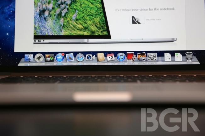 13-inch Retina MacBook Pro Release Date Rumor