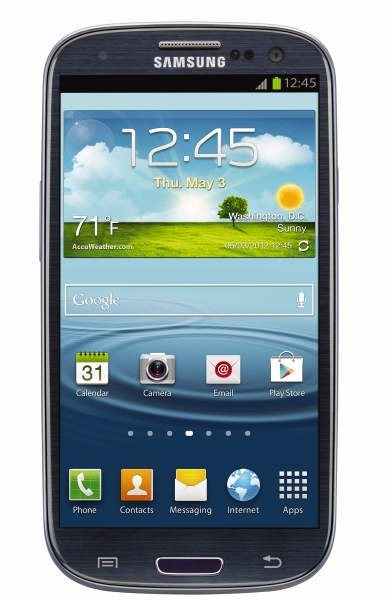 Samsung Galaxy S III Launch Details