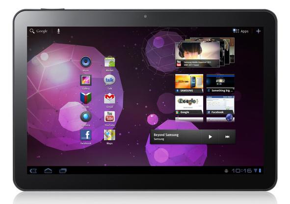 Samsung Galaxy Tab 10.1 U.S Sales Ban