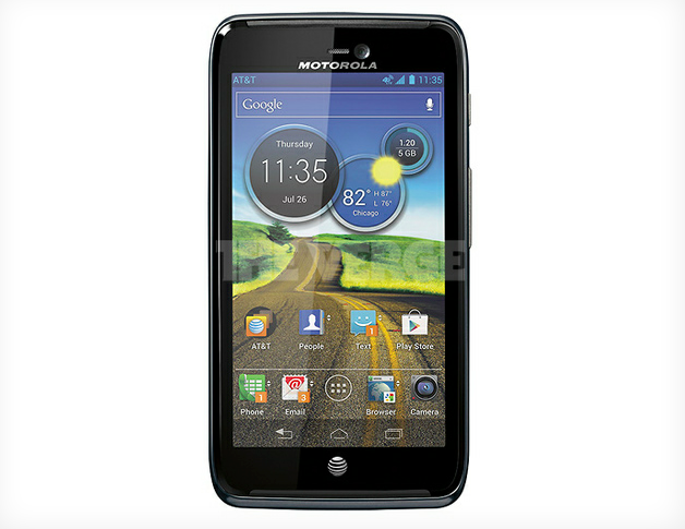 Motorola Atrix 3 Photo Leaked