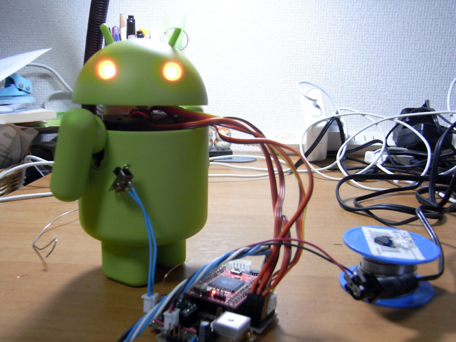 Google Vs. Cyanogen Android