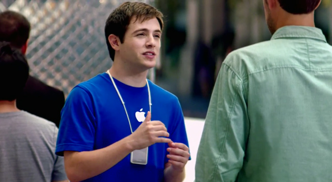Mac Commercials Director Quits