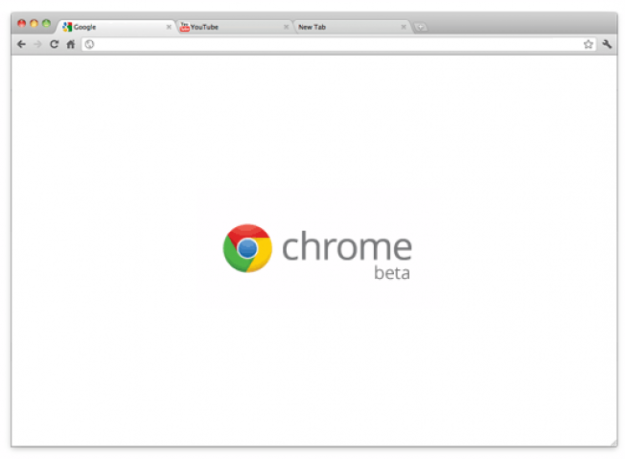 Google Chrome Beta Camera Access