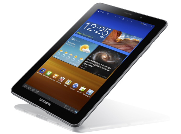 Galaxy Tab 7.7 Ban Europe