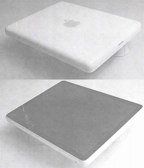 Early iPad Prototype Photos